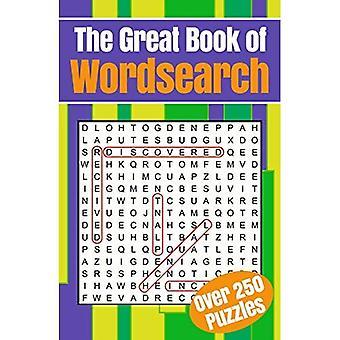 Flott bok Wordsearch: Over 250 oppgaver (304pp royal paperbacks)