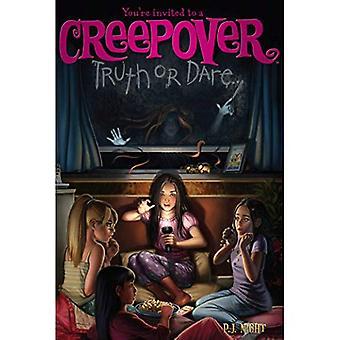 Truth or Dare... (Nous vous invitons à un Creepover (qualité))