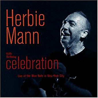 Herbie Mann - 65th Birthday Celebration [CD] USA import