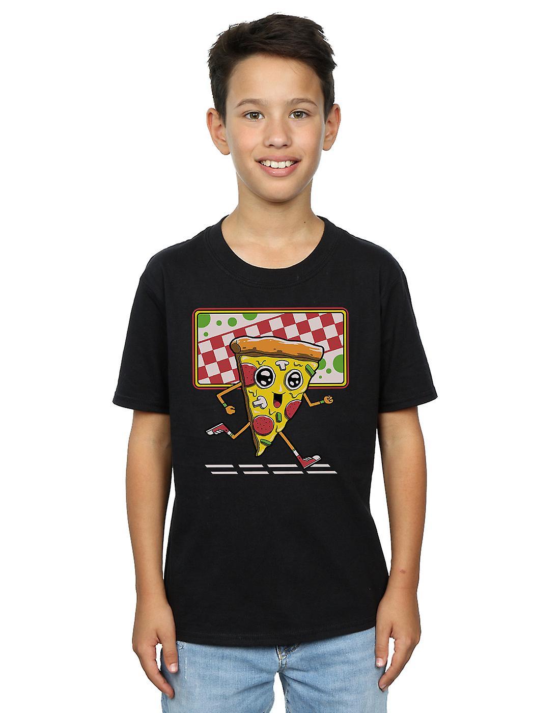 Vincent Trinidad Boys Pizza Run T-Shirt