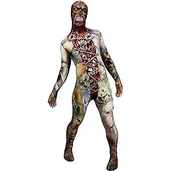 Morphsuit Monster Faces Adult Costume