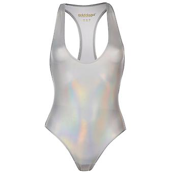 Golddigga Womens Shimmer Swimsuit Ladies