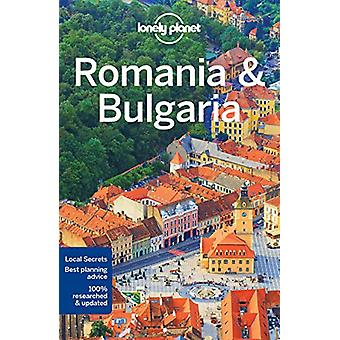 Lonely Planet Romania & Bulgaria by Lonely Planet - 9781786575432 Book