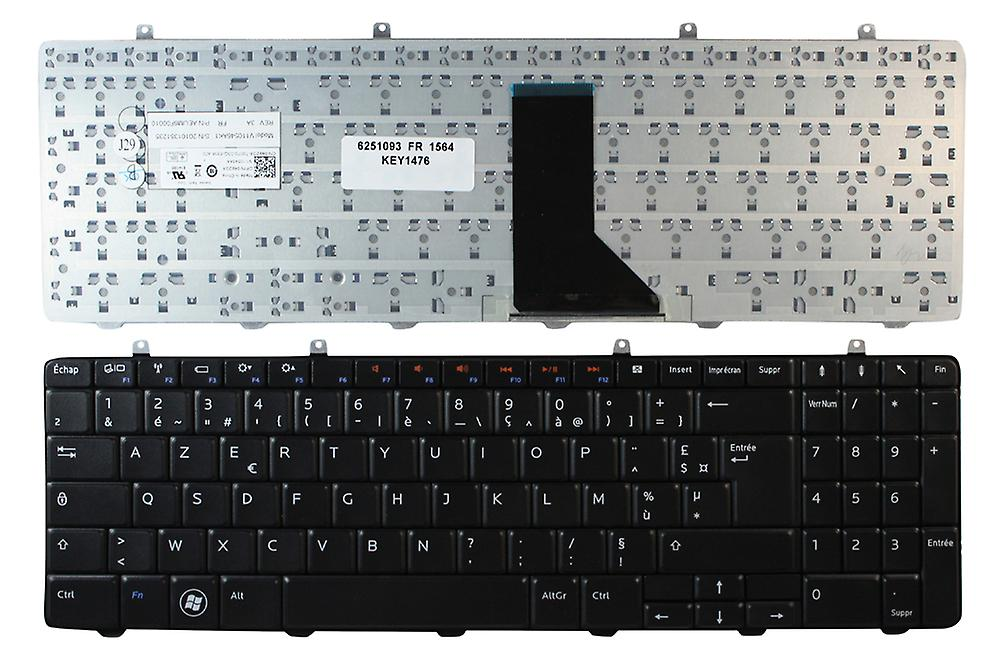 Dell Inspiron 1564 2101 Black French Layout Replacement