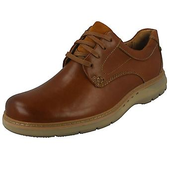 Chaussures mens Clarks Casual Lo ONU Ramble