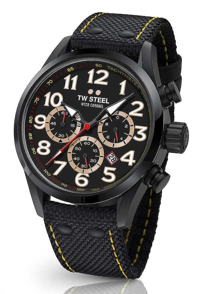 TW Steel Tw978 Wtcr Coronel Watch Special Edition 48 mm