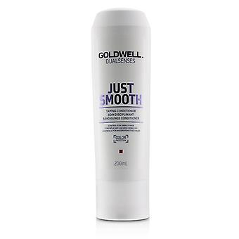 Dual Senses Just Smooth Taming Conditioner (control For Unruly Hair) - 200ml/6.7oz