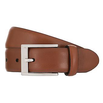 SCHUCHARD & FRIESE belt men belt cognac 7995