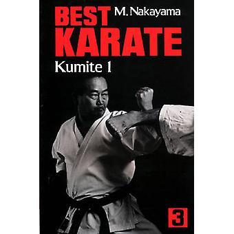 Best Karate - Vol.3 - Kumite 1 by Masatoshi Nakayama - 9781568365343 B