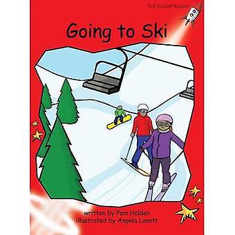 Going to Ski by Pam Holden - Angela Lovett - 9781776540020 Book