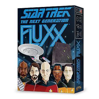 Star Trek a következő generációs Fluxx kártyajáték