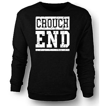 Kids Sweatshirt Crouch End - Cool Funny London as worn by Simon Pegg