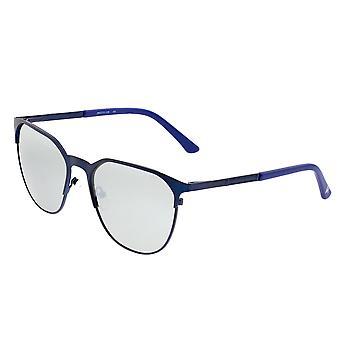 Sixty One Corindi Polarized Sunglasses - Blue/Silver