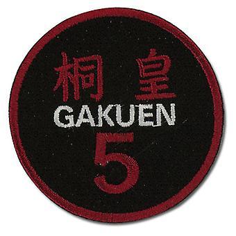 Patch - Kuroko's Basketball - New Aomine Gakuen #5 Anime Licensed ge44732
