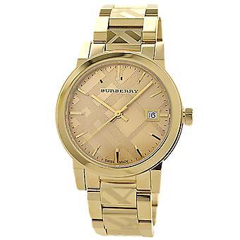 Burberry Bu9145 The City Gold-tone Ladies Watch