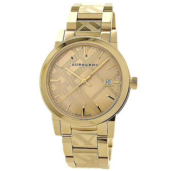 Burberry Bu9145 The City Gold-tone Ladies Watch