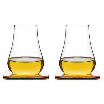 Sagaform Club whiskey degustare set