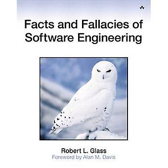 حقائق ومغالطات هندسة البرمجيات من قبل روبرت L. زجاج - 9780