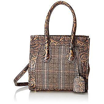 Laura Vita 2992 - Brown Women's Tote Bags (Braun (Marron)) 13x24x40 cm (B x H T)