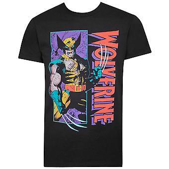 Wolverine Shredded Black Men's T-Shirt