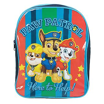 Paw Patrol Teamwork 4pc Children's Luggage Set in Wheeled Bag