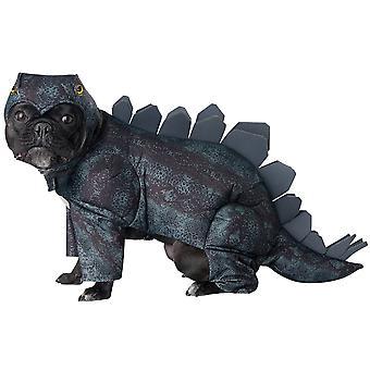 Costume de chien Stegosaurus