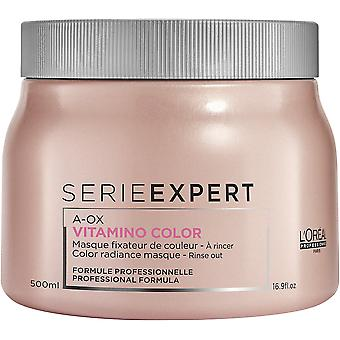 L'Oreal Serie Expert A-OX Vitamino Color Masque 500ml
