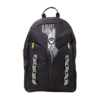 Xbox Backpack Bag The X Controller classic Logo new Official Black