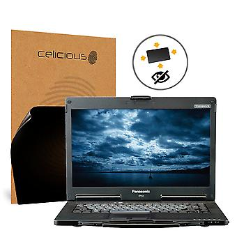 Celicious Privacy Plus 4-Way Anti-Spy Filter Screen Protector Film Compatible with Panasonic Toughbook CF-53