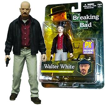 "Breaking Bad Heisenberg 6"" Figure Red Shirt Action Figure"