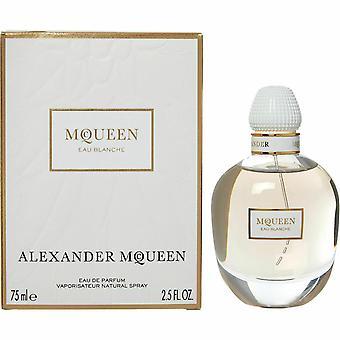 Alexander McQueen Eau Blanche 75ml EDP Spray Femme Parfum