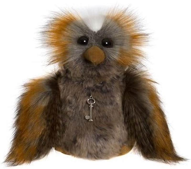 Charlie Bears Wanda Owl 23 cm
