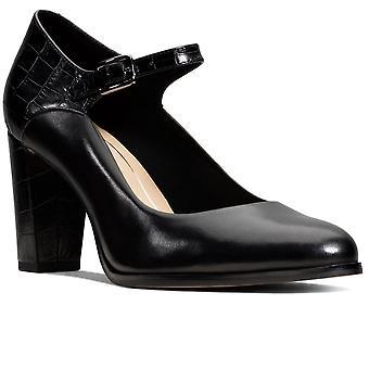 Clarks Kayla Alba kvinner Mary Jane Court sko