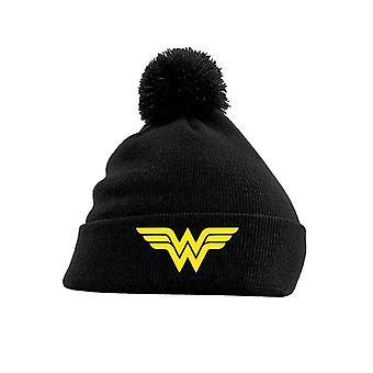 Chapeau Wonder Woman-Logo