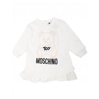 Moschino Frilled Outline Dress In A Box