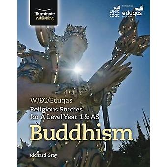 WJECEduqas Religious Studies for A Level Year 1  AS  Budd