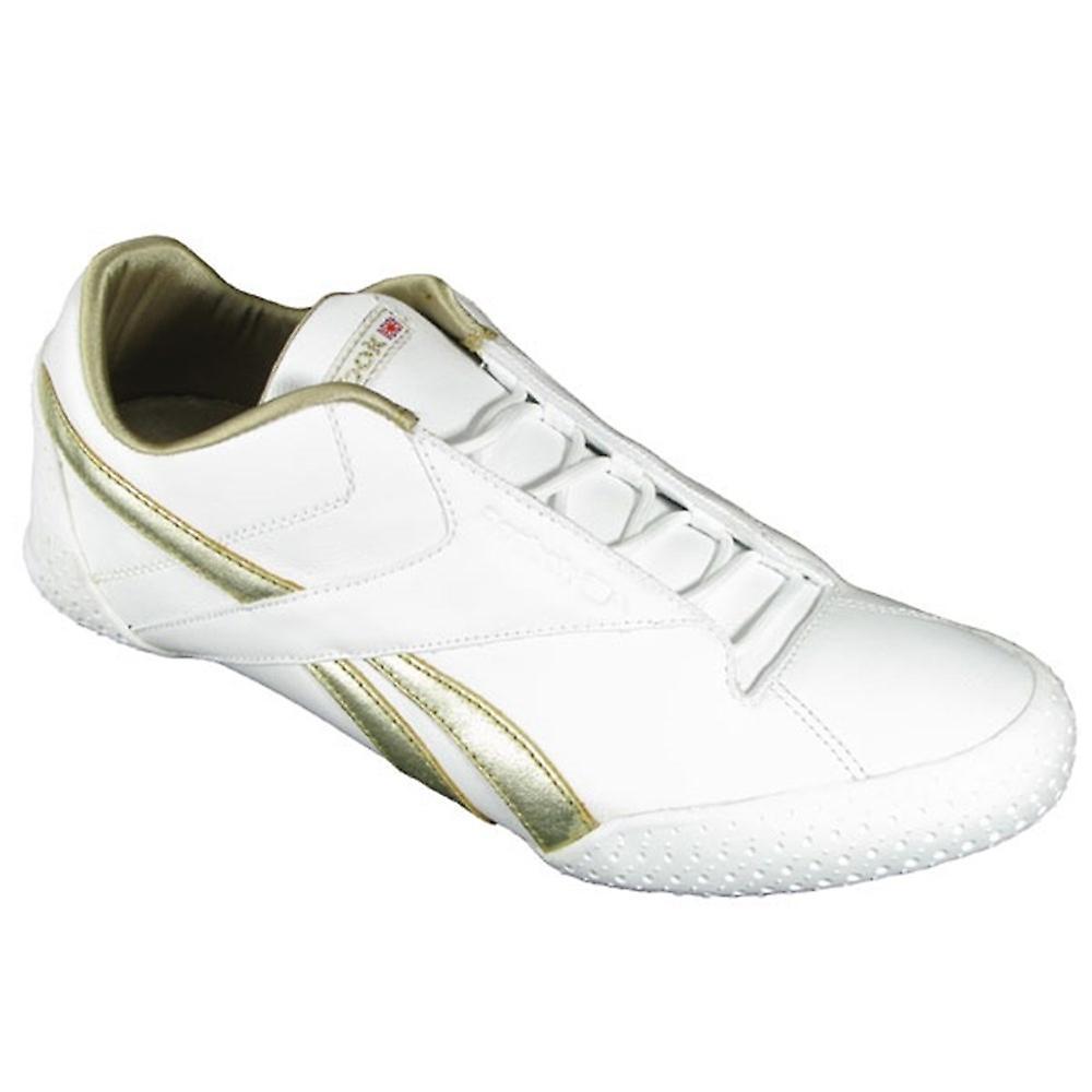 Reebok CL Splash Gold 108625 uniwersalne przez cały rok buty damskie SDLo6