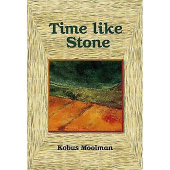 Temps comme pierre de Kobus Moolman - livre 9780869809792