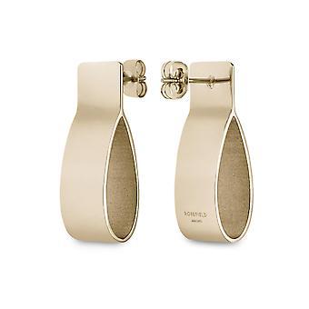 Rosefield FCEG-J224 earrings - THE LOIS charm dor Steel Collection