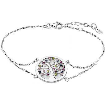 Bracelet Lotus Silver TREE OF LIFE LP1889-2-1 - TREE OF LIFE money woman Bracelet