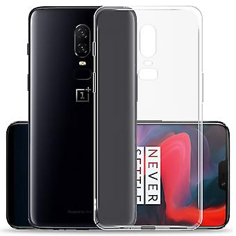 iCoverCase - France OnePlus 6 - France Coquille transparente