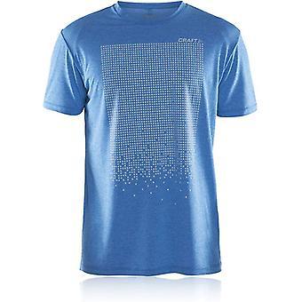 Craft Mens Mind Short Sleeve Reflective T-Shirt