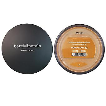 Bareminerals cara original foundation spf 15 tan caliente 22 8 0,28 gr