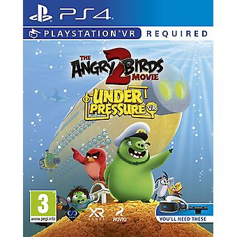The Angry Birds Movie 2 VR Under Pressure PSVR PS4 Game (Playstation VR)