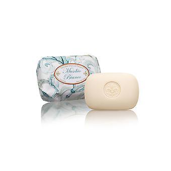 Saponificio Artigianale Fiorentino Handmade Soap - Musk - Lovingly Wrapped in Wraps 200g