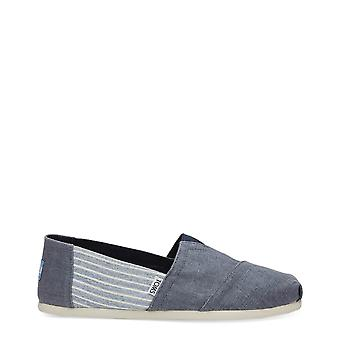 TOMS Original Men Spring/Summer Slip-on - Blue Color 33020
