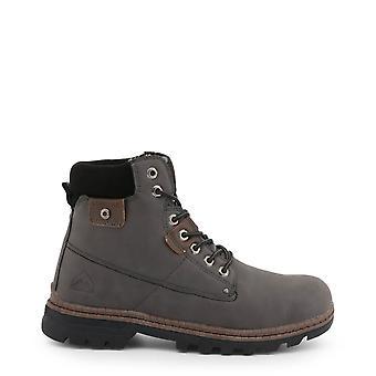 Carrera Jeans Original Men Fall/Winter Ankle Boot - Grey Color 35760