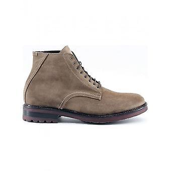 Made in Italia - Schuhe - Stiefeletten - GABRIELE_TAUPE - Herren - tan - 43