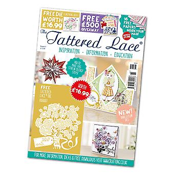 Fillete Lace Magazine Issue 61