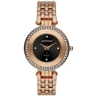 Jean Bellecour Business REDT24 Watch - Dor Rose Women's Steel Watch